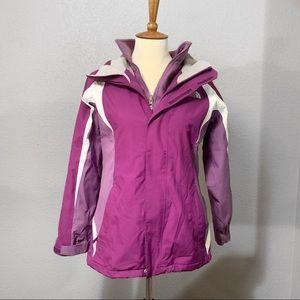 The North Face Girls ski winter jacket